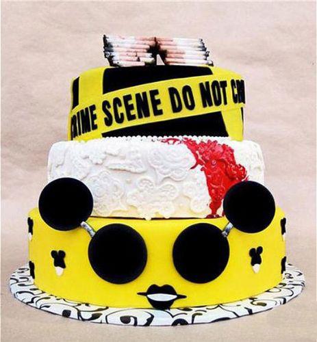 Lady Gaga pastası!
