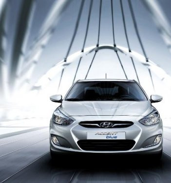 Yeni Hyundai Accent Blue