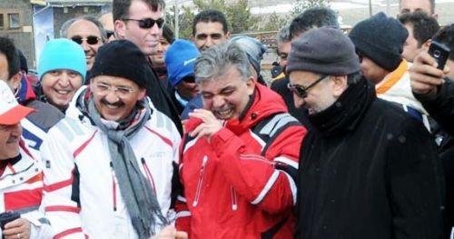 Cumhurbaşkanı Gül Erciyeste