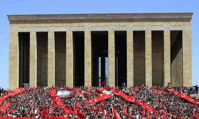 Türkiyede yılın fotoğrafları
