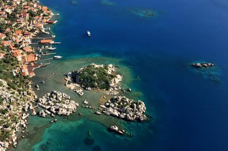 Antalyayı hiç böyle görmediniz