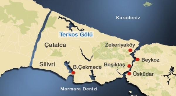 İstanbula 2. boğaz geliyor!