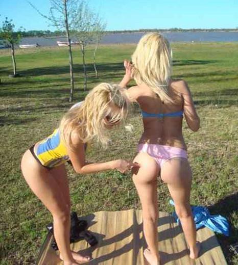 Çılgın tatil pozları