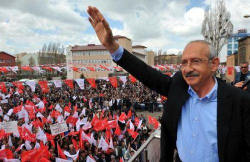 Kılıçdaroğlu Karsta