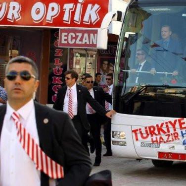 Erdoğana olağanüstü koruma