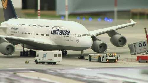 Dünyanın en büyük minyatür havaalanı