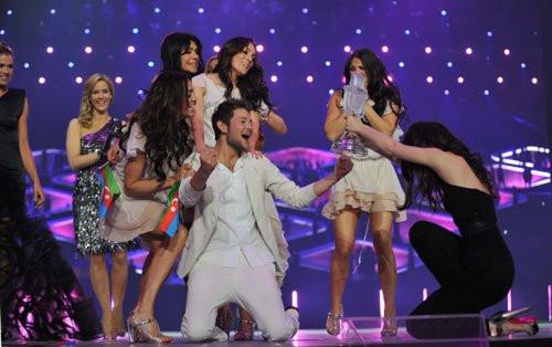 Eurovision 2011i Azerbaycan kazandı