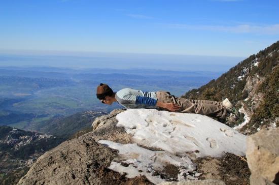 'Planking'de korkulan oldu!