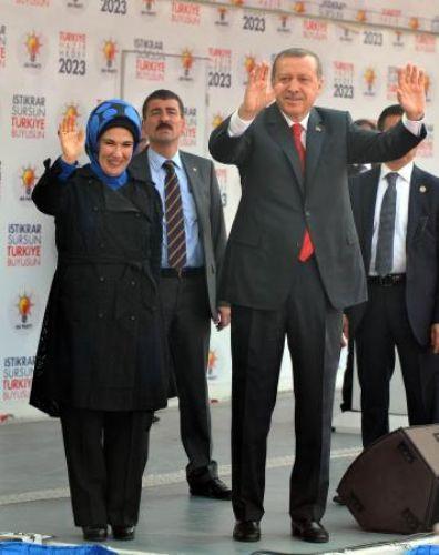 Erdoğan Siirtte