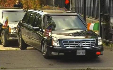 Obama yolda kaldı!