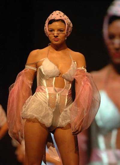 1. TİGSAD İç Giyim Tasarım Yarışması