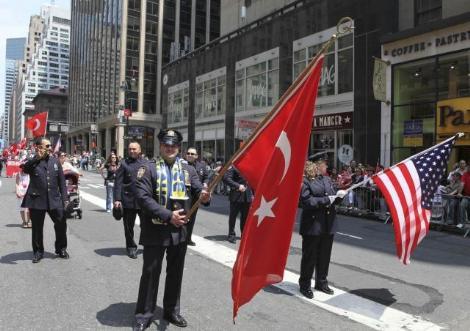 New Yorkta Türk günü kutlandı!