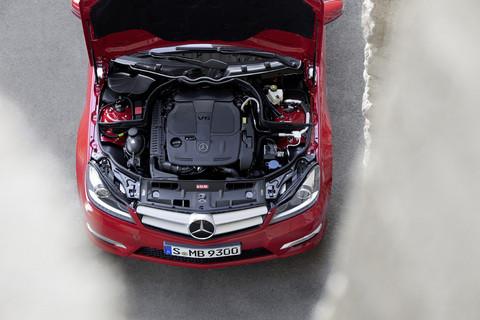 Mercedes C Coupe Türkiye'ye geliyor!