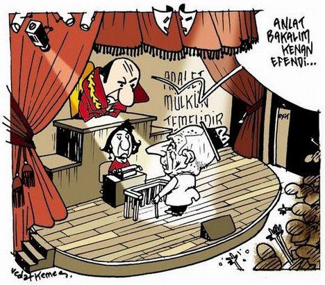 Medyada günün karikatürleri