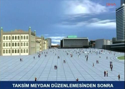 Taksim Meydanı trafiğe kapatılıyor!