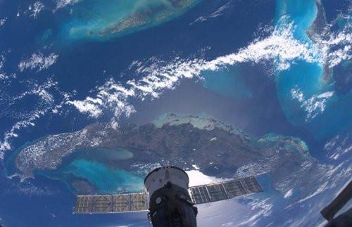 Astronot kamerasından yeryüzü güzellikleri