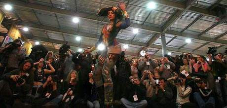 Çılgın dövme festivali