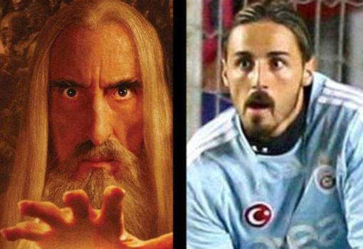 Spor dünyasının benzer yüzleri