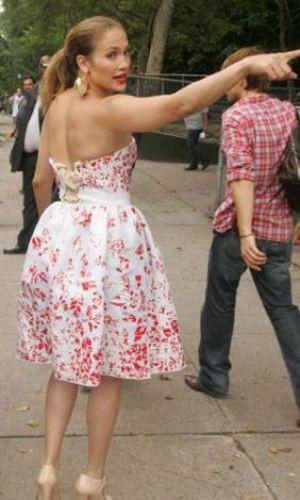 Elbisenin ihaneti!