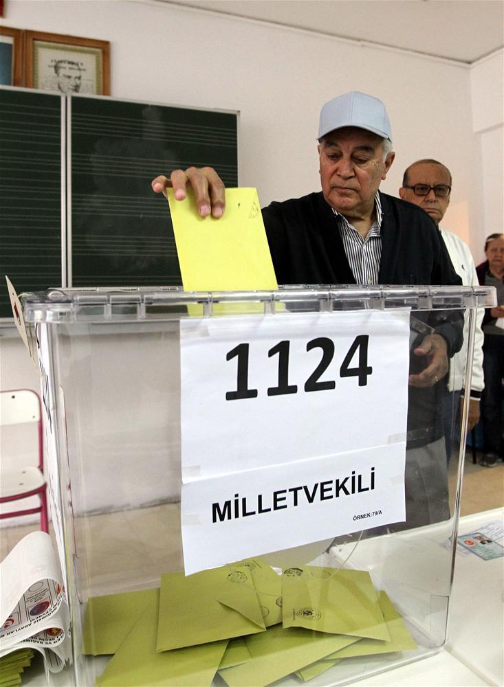 Türkiye için seçim vakti!