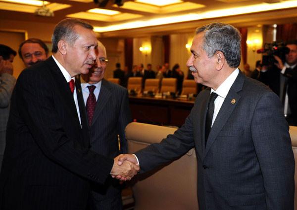 Erdoğanın suratını asan karşılaşma