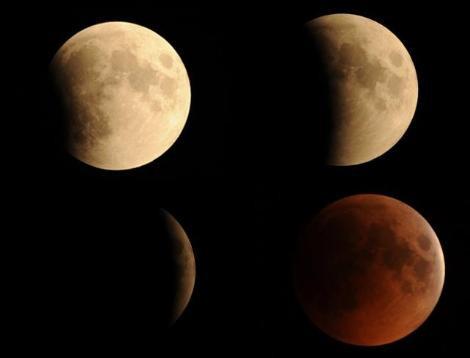 Ay tutulması merakla izlendi