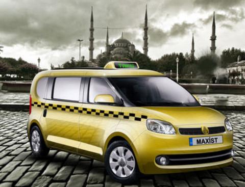 İstanbul taksisini seçiyor!