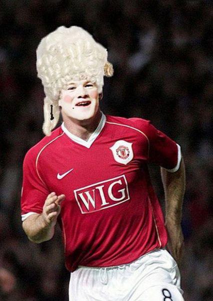 Rooney ile dalga geçtiler!