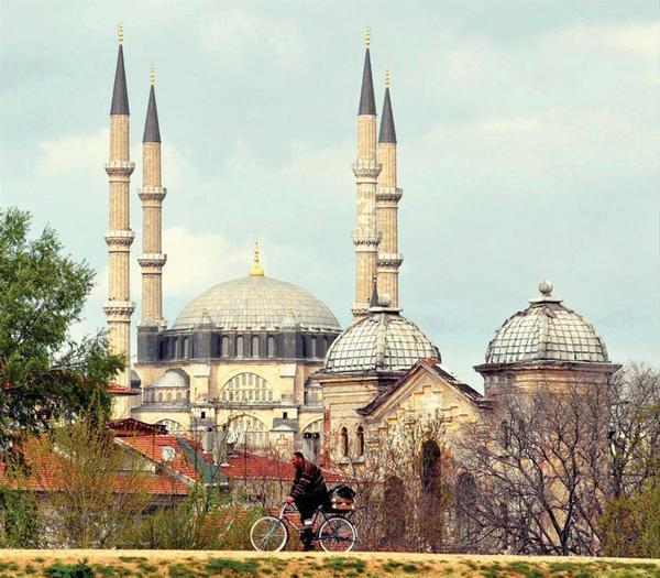 Selimiye dünya mirası oldu !
