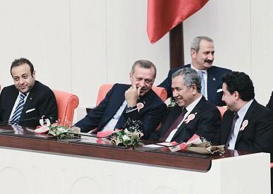 İLK GÜN MECLİSİ / FOTOANALİZ