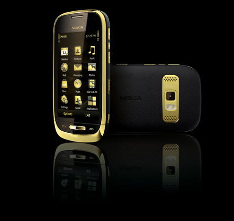 Akıllı lüks telefonlar !