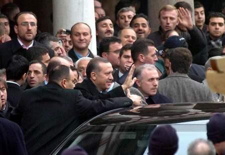 Erdoğanı güldüren kareler..