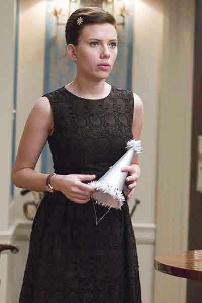 Son filminden görüntüleriyle Scarlett Johansson