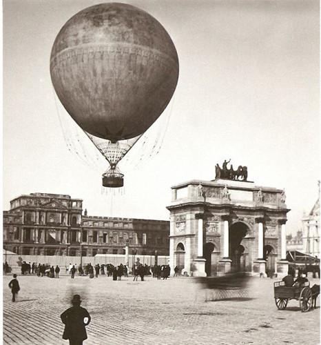 100 yıl önce Paris