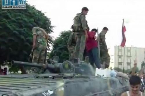 Suriyede karıştı: 95 ölü