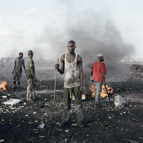 Dünyanın en büyük teknoloji çöplüğü