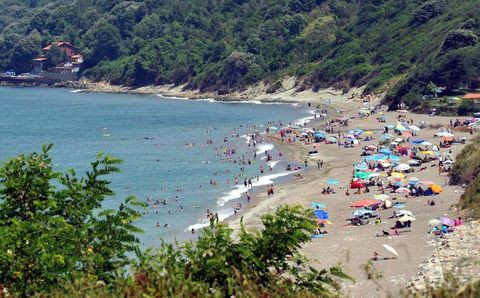 Ramazan öncesi plajlar doldu