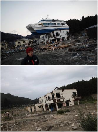 Tsunaminin üstünden 5 ay geçti
