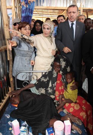 Türk heyeti Somalide