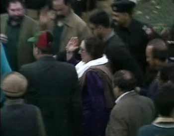 Benazir Buttonun son anları..