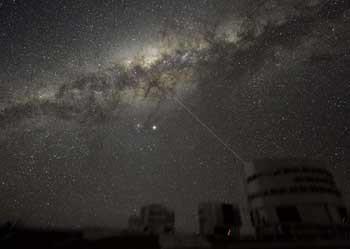 2007nin en güzel uzay fotoğrafları
