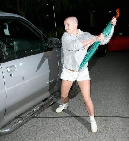 Britneyin en ilginç anları