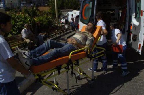 İstanbulda tren kazası !