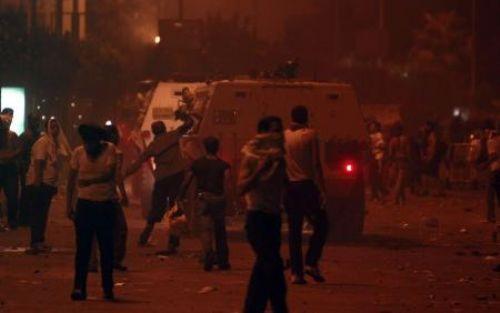 Mısırda İsrail gerginliği