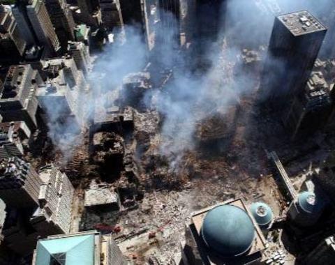 11 Eylülden unutulmaz görüntüler