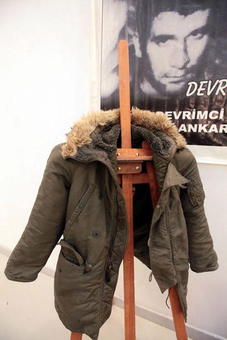 12 Eylül utancının belgeleri bu müzede !