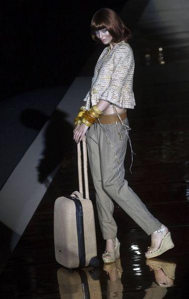 İspanya moda haftasından kareler