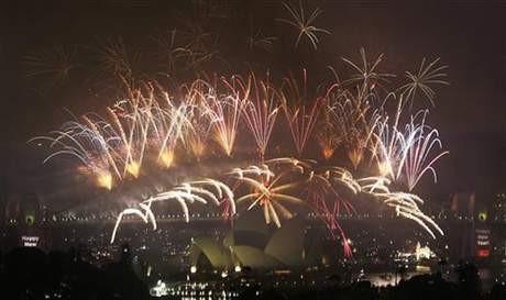 2008e ilk önce Sydney girdi