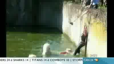 Az kalsın ayılara yem oluyordu !