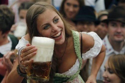 Çılgın bira festivali başladı